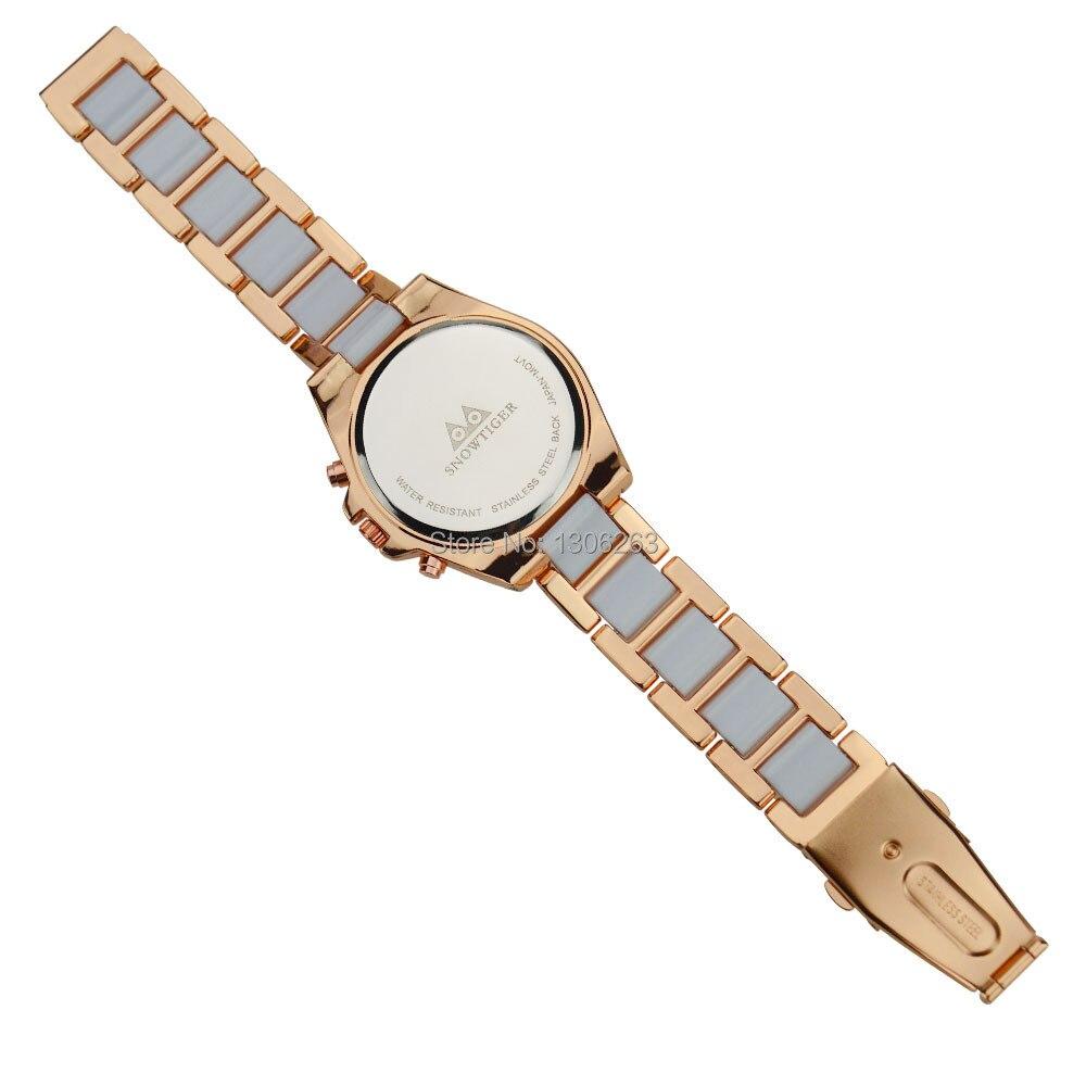 2016 nowa godzina Zegarek Kwarcowy Mężczyźni Kobiety Genewa Reloj - Męskie zegarki - Zdjęcie 5