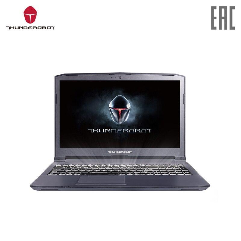 Игровой ноутбук THUNDEROBOT ST PLUS 15.6″ /IPS/ i7-8750H/GTX1050-4G/8G/128GSSD+1TB/DOS