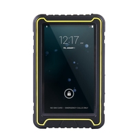 7 Inch HD Android 4 4 Rugged Tablet