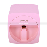 2019 new portable nail tool Nail art Printer Machine nail printing Manicure Transmission Picture Using Phone O2 nails