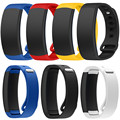 Factory price New Luxury Silicone Watch Replacement Band Strap For Samsung Gear Fit 2 SM-R360 Wristband Oct31 Drop Shipping