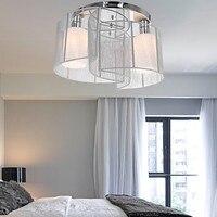 6 W Plafon Moderne LED Plafond Luminaires Pour Salon Lumières Chambre LED Plafond Lampe Luminaria Encastré
