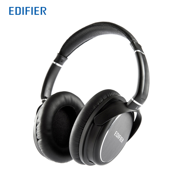 Edifier H850 Over-Ear HiFi Headphones Professional Audiophile Headset Lightweight wired Music Headphone for iphone ipod Tablets