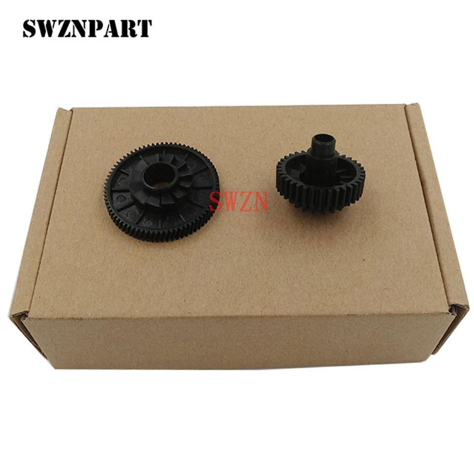 10set swing gear for HP P1005 P1006 P1007 P1008 for Canon LBP3010 3100 3108 3018 3050 6000 6010 RU5-0984-000 RU5-0984 1set replacement gear kit ru5 0956 000 ru5 0959 000 ru5 0958 000 ru6 0965 gr p3015 15t ru7 0030 ru7 0028 000 for hp p3015