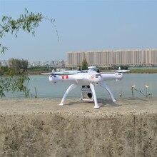 Горячие Продажи Bayang X16 Безщеточный RC Мультикоптер Drone Вертолет Профессиональный Дрон Может Держать 2-МЕГАПИКСЕЛЬНАЯ wi-fi И камера