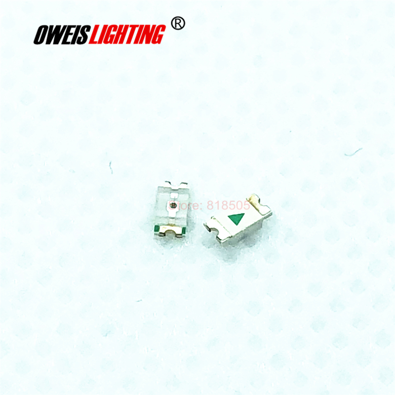 50PCS 1206 850NM (28-30mW) / 1206 940NM (18-20mW) SMD LED 3216 IR LEDs 20mA 1.3-1.5v 3.2*1.6mm Infrared Emitting LED