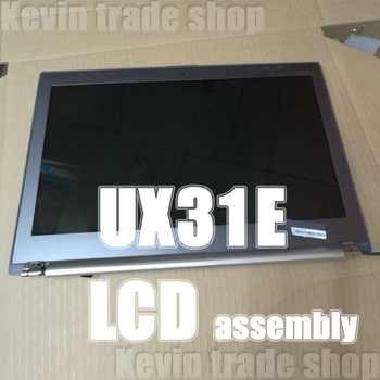 original For Asus Zenbook UX31E Laptop LCD Screen with A B cover 13.3 inch HW13HDP101 LED Assembly Matrix display panel 1