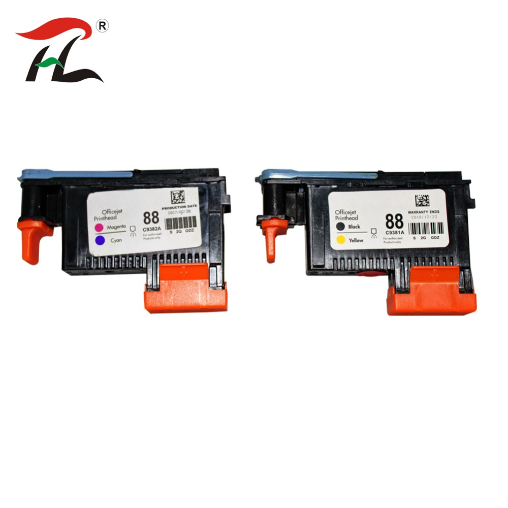 Compatible For hp88 printhead C9381A C9382A ink cartridge