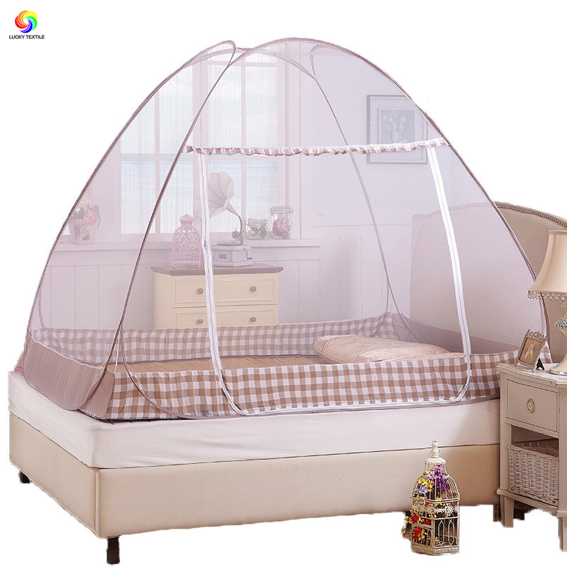 Portable Mosquito Netting : Folding mongolian yurt net portable mosquito nets for home