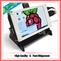 Raspberry 3 Generations Of Touch Screen 5 Inch HDMI LCD High Definition Display Raspberry PI3 PI2