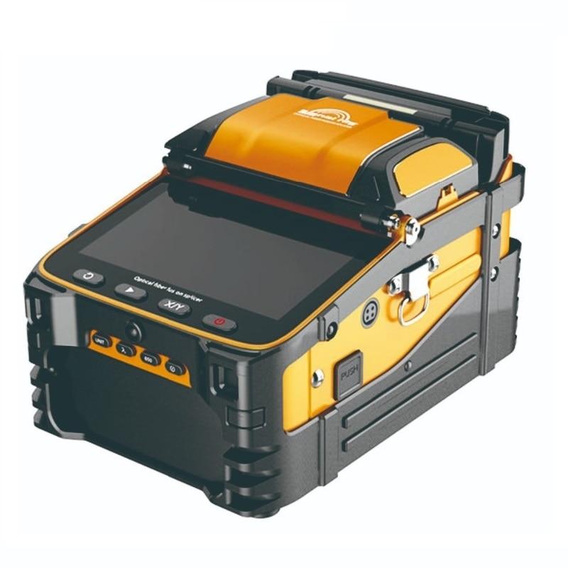 AI 9 自動 SM & ミリメートル多言語インテリジェント FTTH 光ファイバ接続機光ファイバ融着接続機  グループ上の 携帯電話 & 電気通信 からの 光ファイバ機器 の中 3