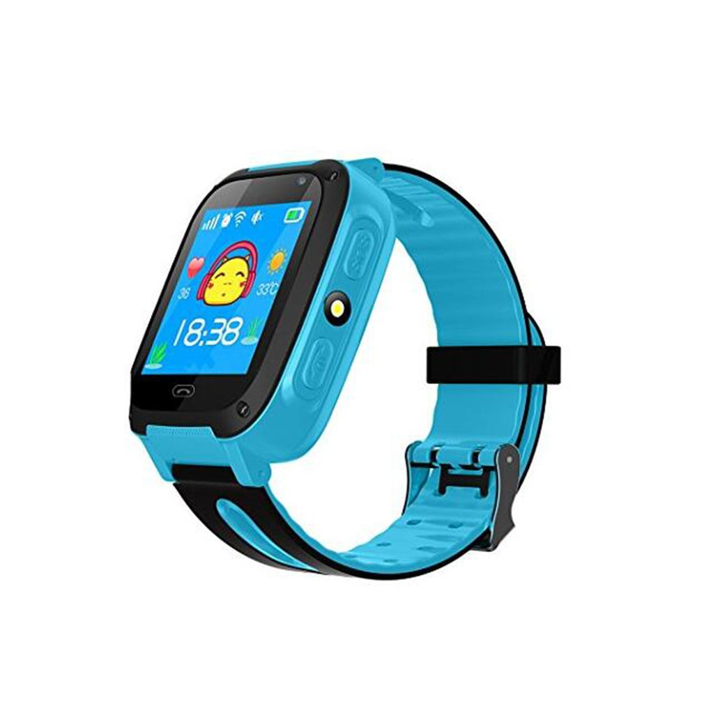 V6 Children Baby Smart Watch Camera Anti Lost Monitor SOS Call Waterproof Children Watch For IOS And Android Phone
