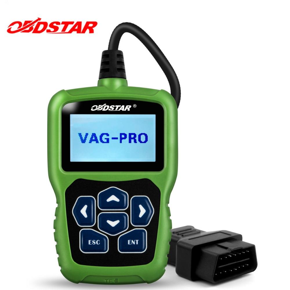 Prix pour Obdstar vag-pro COM Auto N'avait Pas Besoin Pin Code Soutien Kilométrage Programmeur principal maître pour audi etc pour super vag peut pro vag k peut