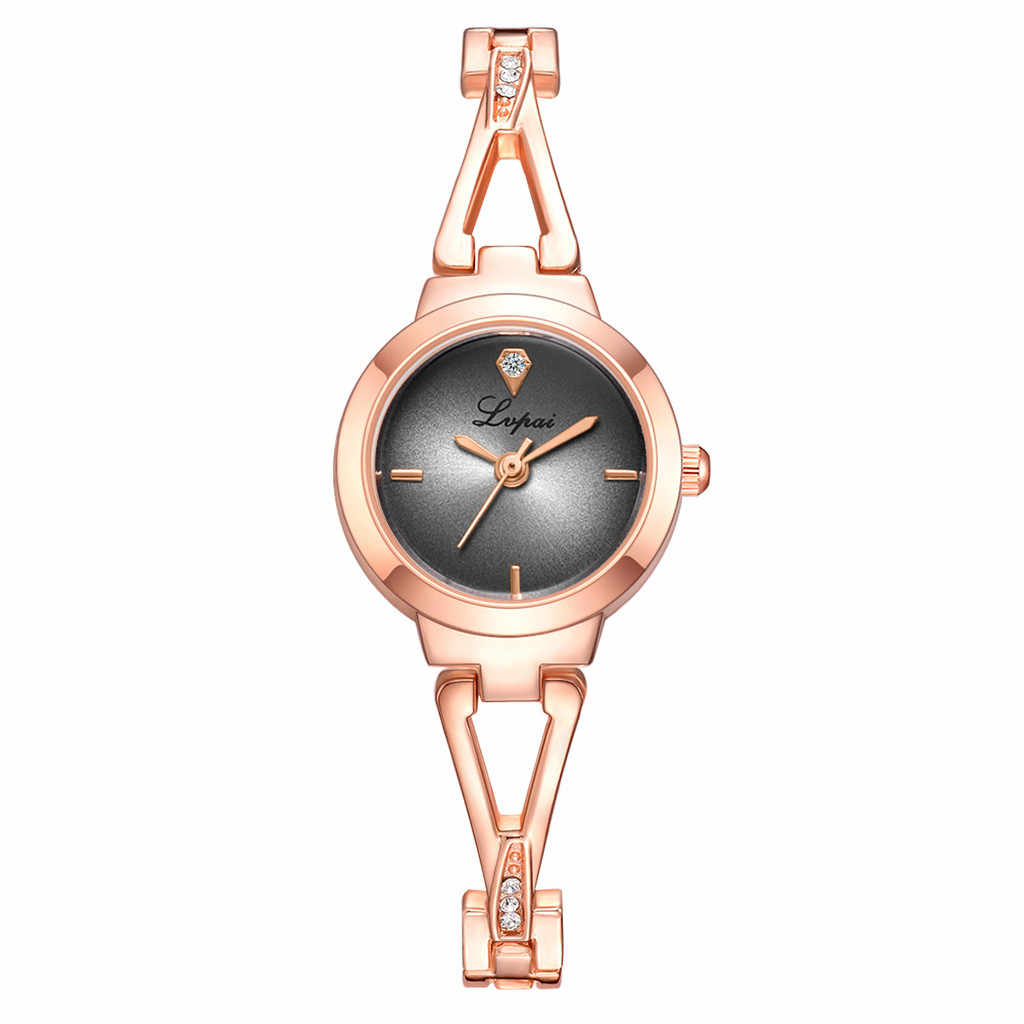 Reloj Casual de lujo de marca superior para mujer, reloj de pulsera para mujer, reloj de pulsera para mujer