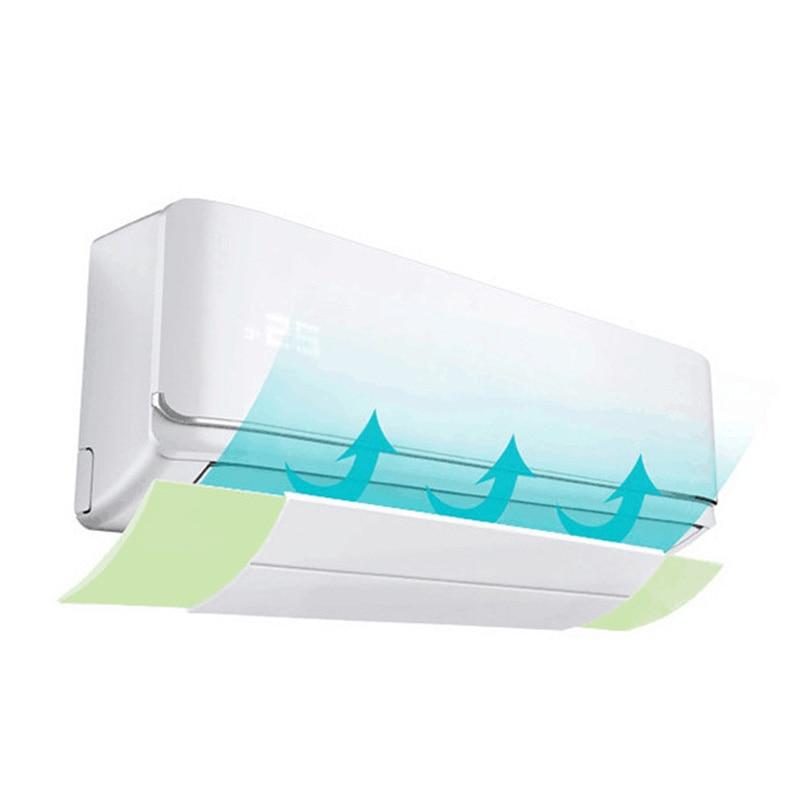 Vente chaude Climatiseur Vent Bouclier Rétractable Froid Déflecteurs Chicane Confortable Anti Directe De Soufflage