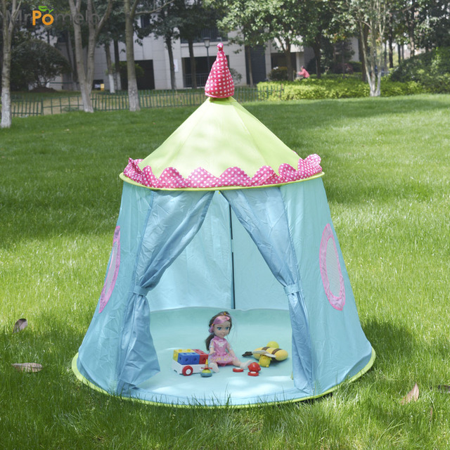Indoor Outdoor Tent For Kids Princess Castle Play Tent Children Activity Fairy Play House Tent For & Indoor Outdoor Tent For Kids Princess Castle Play Tent Children ...