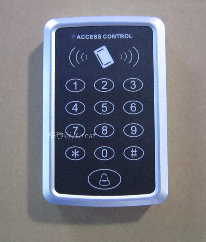 ID Card Access Control Touch Keypad Access Controller Password Door Lock Access Control Keypad