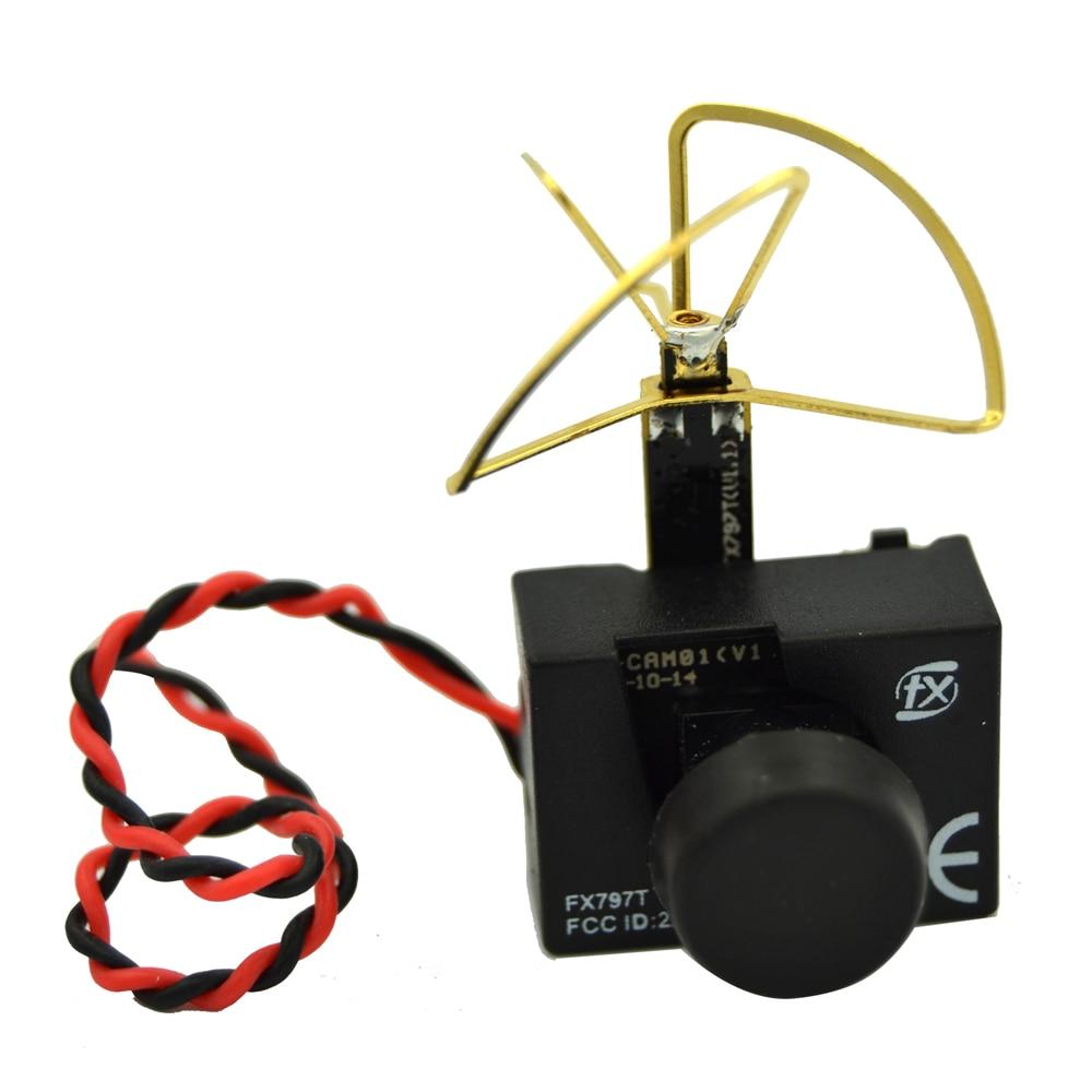 Hsp Fx797t 600tvl 600 Tvl kamera W / 2.8mm széles látószögű - Távirányítós játékok