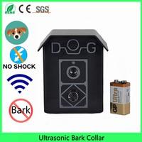 Stop Dog Barking Ultrasonic Anti Bark Off Limiter Birdhouse Box Silencer Controller Device for Dog