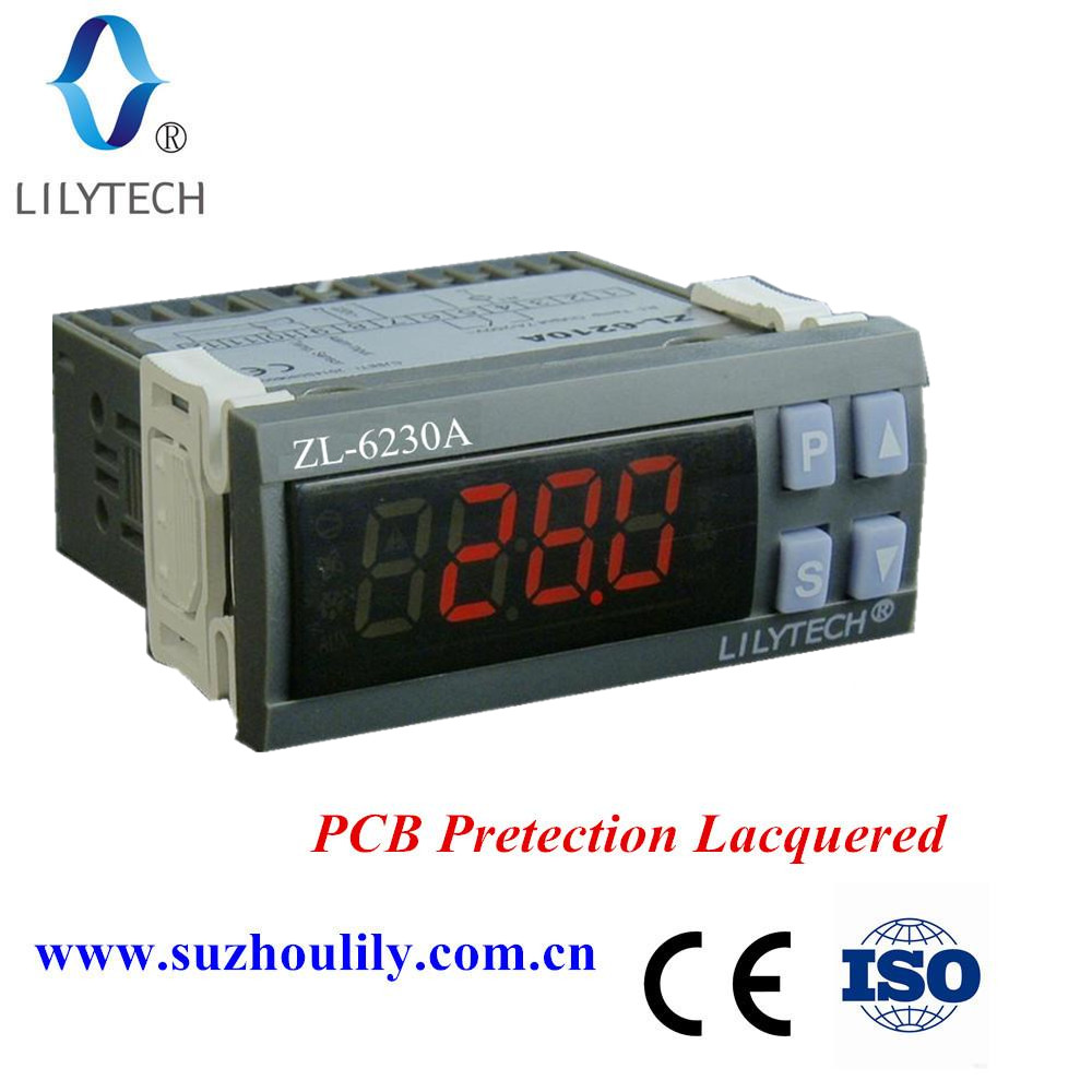 Digital shower temperature control - Zl 6230a Temperature Controller Digital Temperature 220vac Economical Cold Storage Controller Thermostat Lilytech Controller