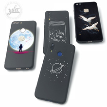 For Huawei P30 lite Moon Plan Cases for Huawei P Smart 2019 Case for Huawei P20 P30 Pro lite NOVA 3 3i P8 P9 P10 lite Plus Cases стоимость