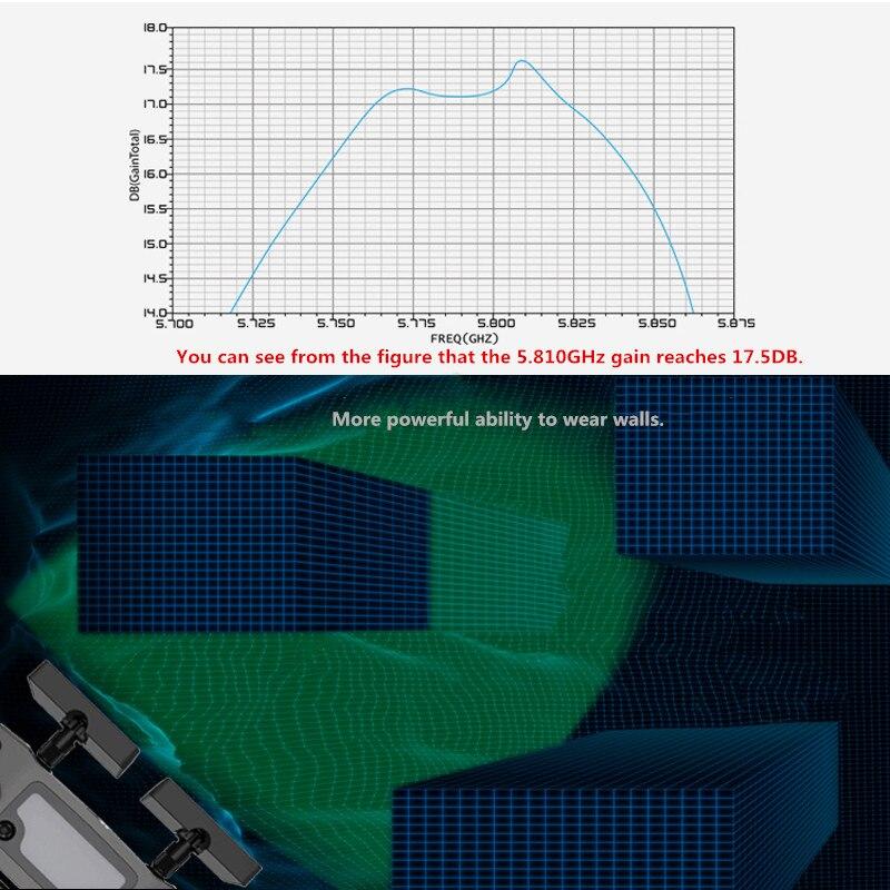 DJI Remote Control Modified Antenna 16 DBi Signal antenna For DJI mavic pro Air SPARK mavic 2 pro zoom phantom 4PRO Drone 1 (2)