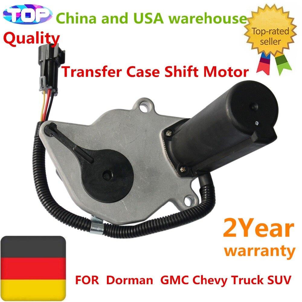 Transfer Case Shift Motor FOR  Dorman  GMC Chevy Truck SUV  600-901 4X4/4WD  12474401  81247-44010  8124744010