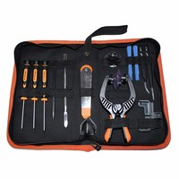 13 in1 Screwdriver multi tool kit LCD Screen Opening Pliers Pry Tools Tweezers repair mobile phone tool for iphone