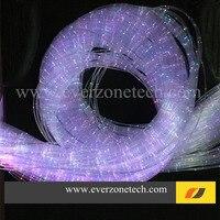 RGB Colorful LED Fiber Optic Bundle 60pcs 3*0.75mm 60pcs 0.75mm Fiber Optic Curtain Cable 2m with IR Remote Controller|fiber optic bundles|fiber optic curtainfiber optic -