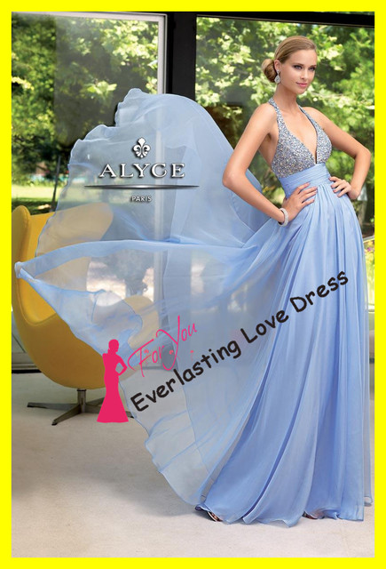 e370b03dfb7 Prom Dresses Short Rental Scala Halter Top Xoxo A-Line Floor-Length None  Built-In Bra Beading Halter Off The Shoul 2015 Discount