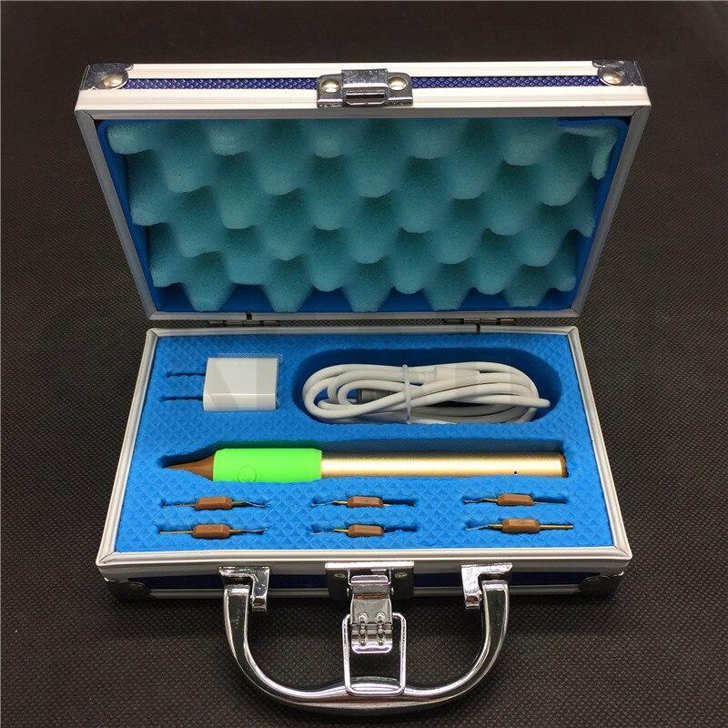 1 เซ็ต electric cautery ปากกาคอนเดนเซอร์ cautery monopolar coagulation อุปกรณ์-ใน ชุดเครื่องอาบน้ำ จาก ความงามและสุขภาพ บน   1