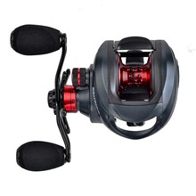 KastKing Spartacus Max 8kg Drag Baitcasting Reel 12 BBs Dual Brake System Lure Fishing Reel for Saltwater Fishing