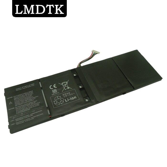 LMDTK New laptop battery for Acer 552PG Aspire V5-552G V5-573P M5-583 V5-552P  M5-583P V5-552PG V7-481 V7-481P V5-573 AP13B3KLMDTK New laptop battery for Acer 552PG Aspire V5-552G V5-573P M5-583 V5-552P  M5-583P V5-552PG V7-481 V7-481P V5-573 AP13B3K