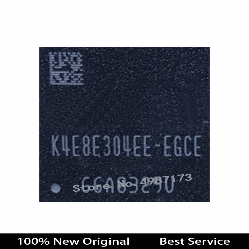 K4E8E304EE-EGCE 100% Original In Stock K4E8E304EE EGCE Bigger Discount for the More Quantity title=