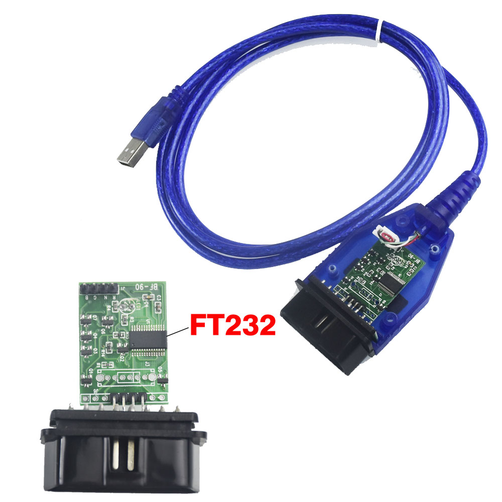 OBD2 OBDII VAG 409 with FT232 USB 409.1 USB KKL Cable Interfac OBD Diagnostic Interface For SEAT for VW