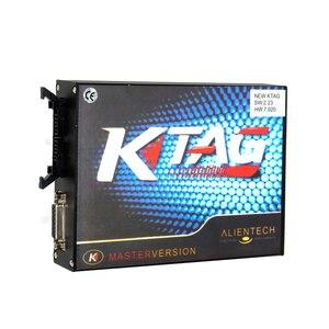 Image 3 - Online Version KTAG V7.020 No Tokens Kess 5.017 Kess V2 V5.017 OBD2 Manager Tuning Kit K TAG 7.020 Master V2.23 ECU Programmer