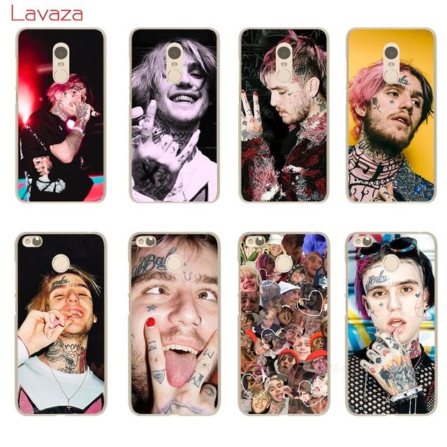 Lavaza XXXTENTACION Lil Peep Lil Bo Peep Hard Phone Case for Xiaomi Redmi 4X 5X 5A 5Plus Note 4 4X Mi A1 Case Cover
