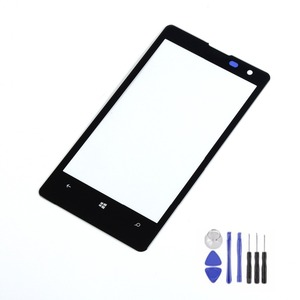 For Nokia Lumia 1020 Touch Screen Panel Sensor Digitizer Glass with Adhesive+Tools