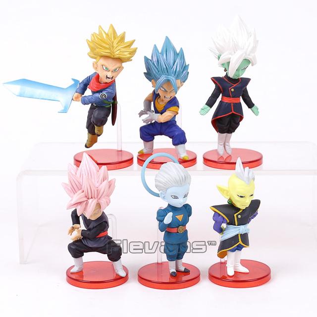 Dragon Ball PVC Figures Toys (6 Pcs. Set)
