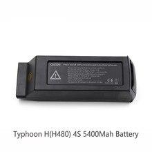 Gratis Pengiriman Dalam Stok Topan H H480 4 S 5400 MAh Baterai RTF RC Drone suku cadang Baterai untuk Topan H