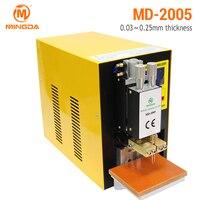 Mingda MD 2005 Батарея месте сварочный аппарат Профессиональный точечной сварки хорошие связи точечной сварки 0.01 0.25 мм