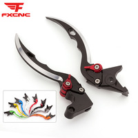 For Bajaj Pulsar 200 NS All Years Aluminum CNC Motorcycle Adjustable Knife Blade Brake Clutch Levers Set Hand Accessories FXCNC