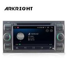 7 «2 din 2 ГБ ОЗУ Автомагнитола аудио стерео HD gps навигации головное устройство для Ford Focus Fusion мультимедийный плеер Поддержка DAB БД DVR