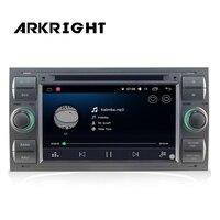 7 2 din 2GB Ram Car Radio Audio Stereo HD GPS Navigation Head unit For Ford Focus Fusion Multimedia Player Support DAB OBD DVR