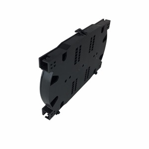 Image 2 - 10 個 24 コアと 12 コアスプライストレイ/FTTH 光ファイバカセットスプライストレイ