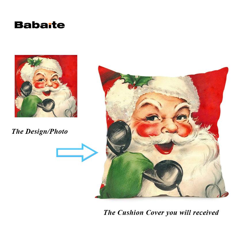 Merry Christmas Gift Santa Claus