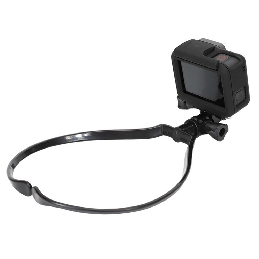 For Gopro Hero7 / 6 / 5 Hanging Stand Sports Camera Neck Chest Fixed Base Accessories Camera Accessories