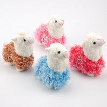 Joylong Bt21 Keychain Vipkid Kawaii Plush Alpaca Sesame Street Keroppi Sumikko Gurashi Soft Cinnamoroll Toys For Children
