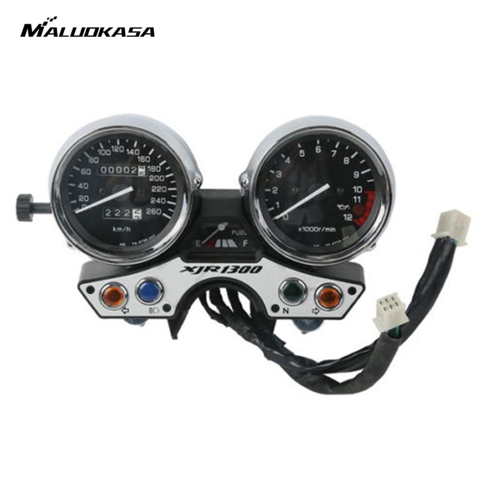 Cafe Racer Gauges : Maluokasa motorcycle gauges speedometer tachometer