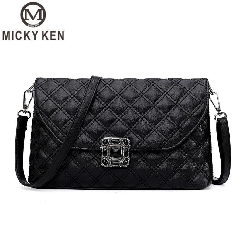 fc2025612ae0 Ms. Micky Ken Brands Lingge bag Messenger Bag 2018 new wave of Korean  version of